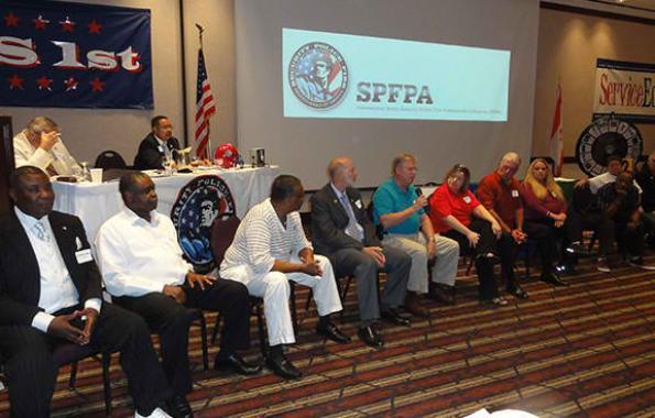 SPFPA-professional staff
