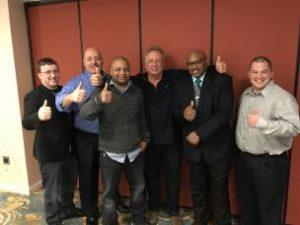 SPFPA Team - Boston Officers