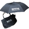 SPFPA store - umbrella and tote